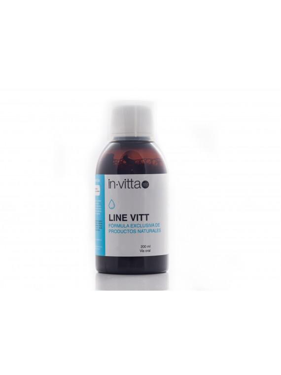 Line Vitt - Cola de...