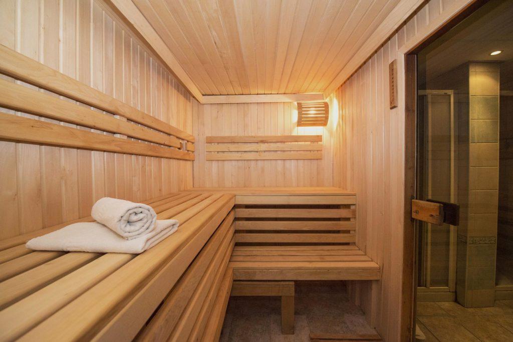 sauna turca y finlandesa