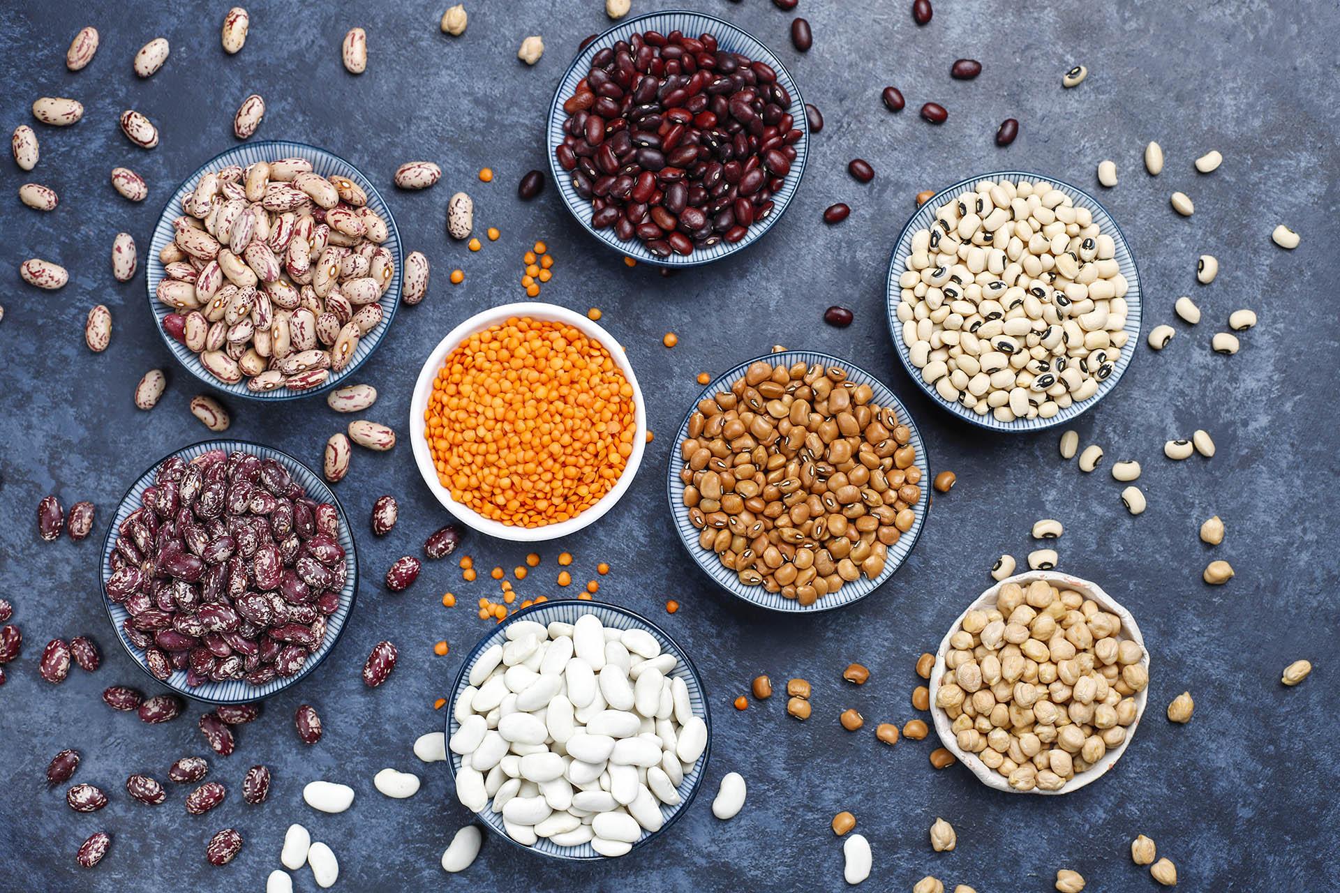 legumbres y digestión