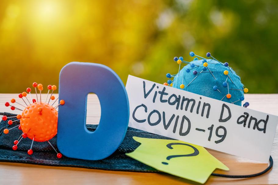 Vitamina D: sus beneficios contra el Covid-19