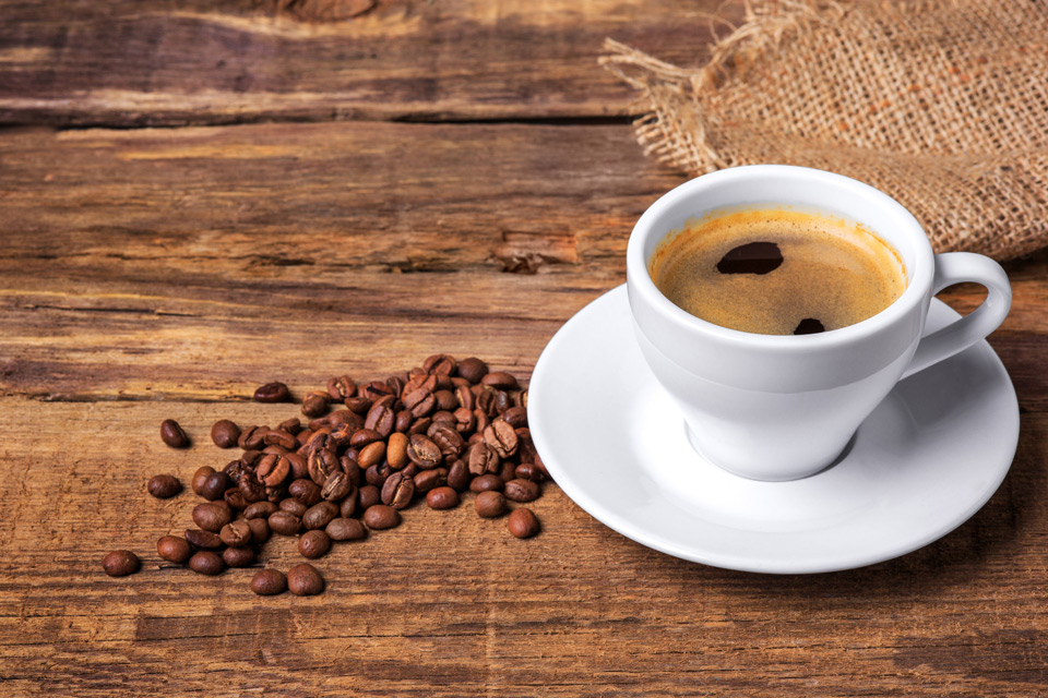 Cafeína: beneficios y efectos secundarios